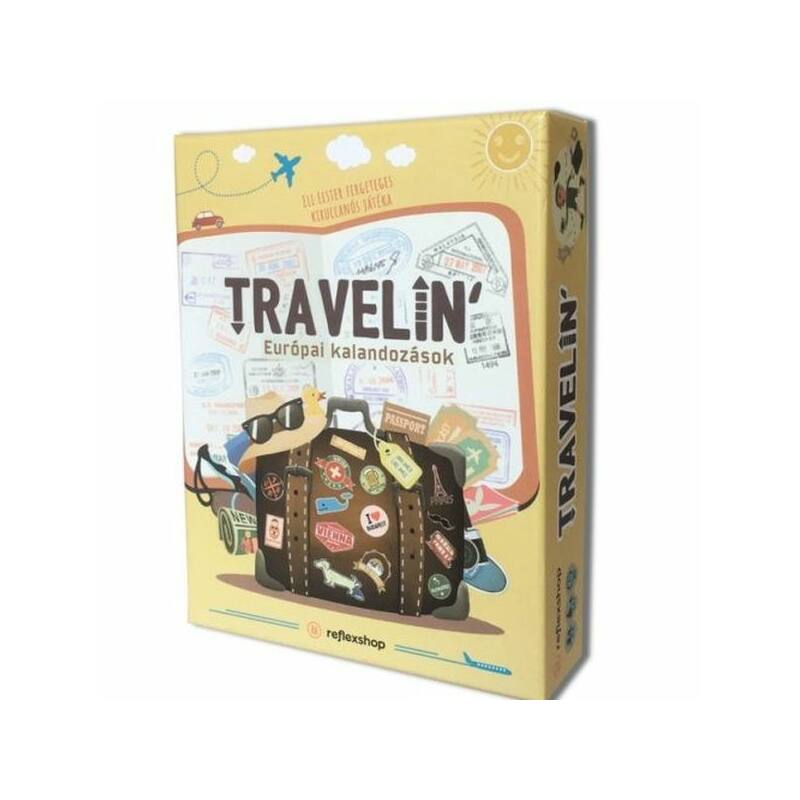 Travelin' társasjáték