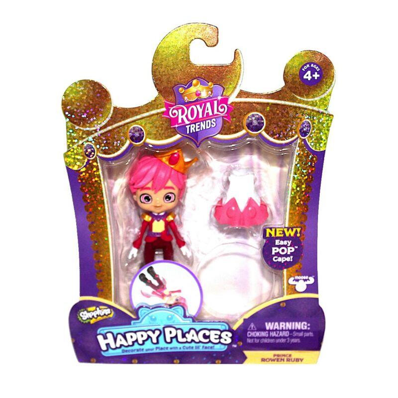 Happy Places királyi figura szett - Prince Rowen Ruby