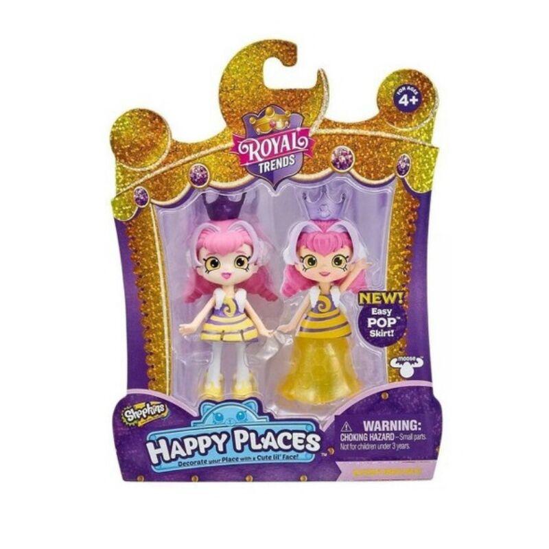 Happy Places királyi figura szett - Queen Beehave