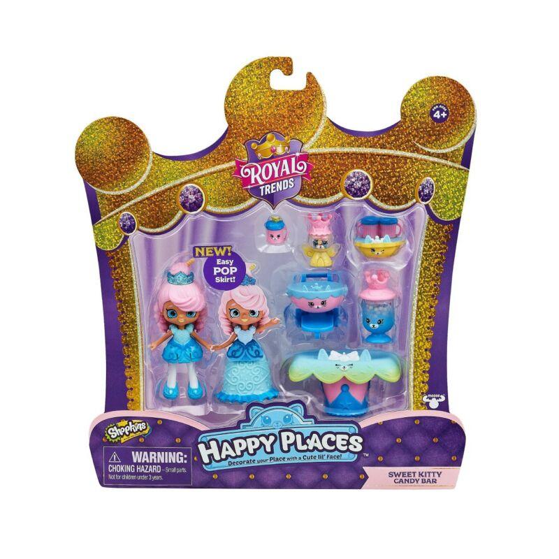 Happy Places királyi dekoráló szett - Sweet Kitty Candy Bar