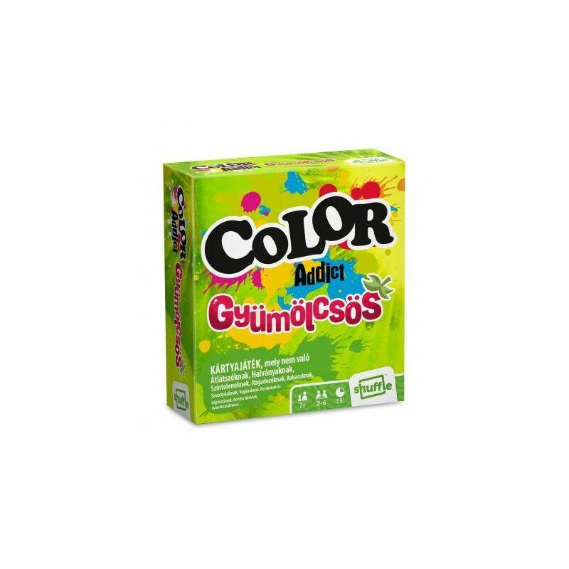 Color Addict - Gyümölcsös kártyajáték