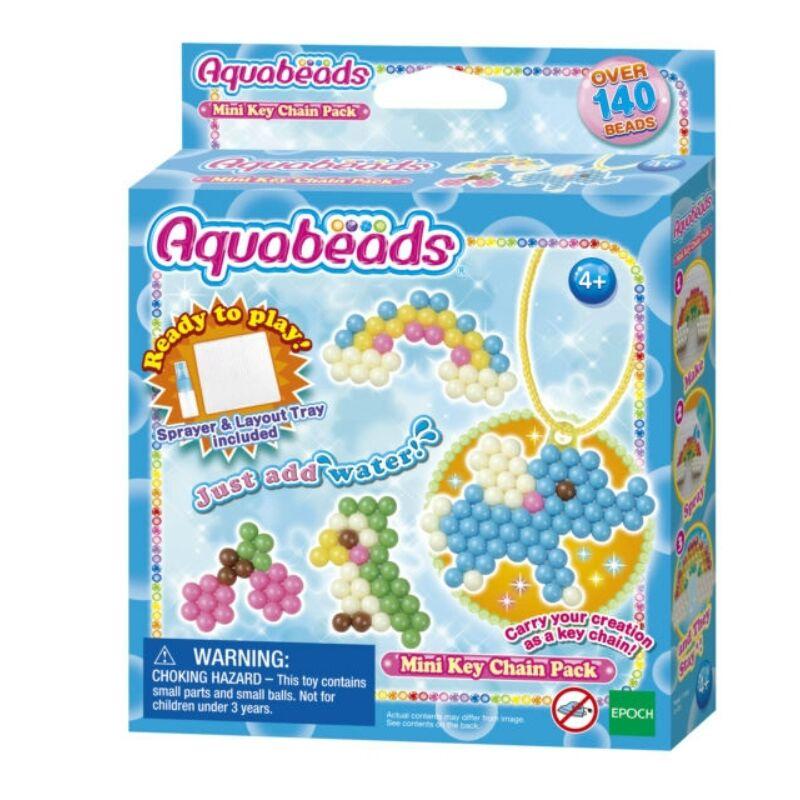 Aquabeads mini kulcstartó szett