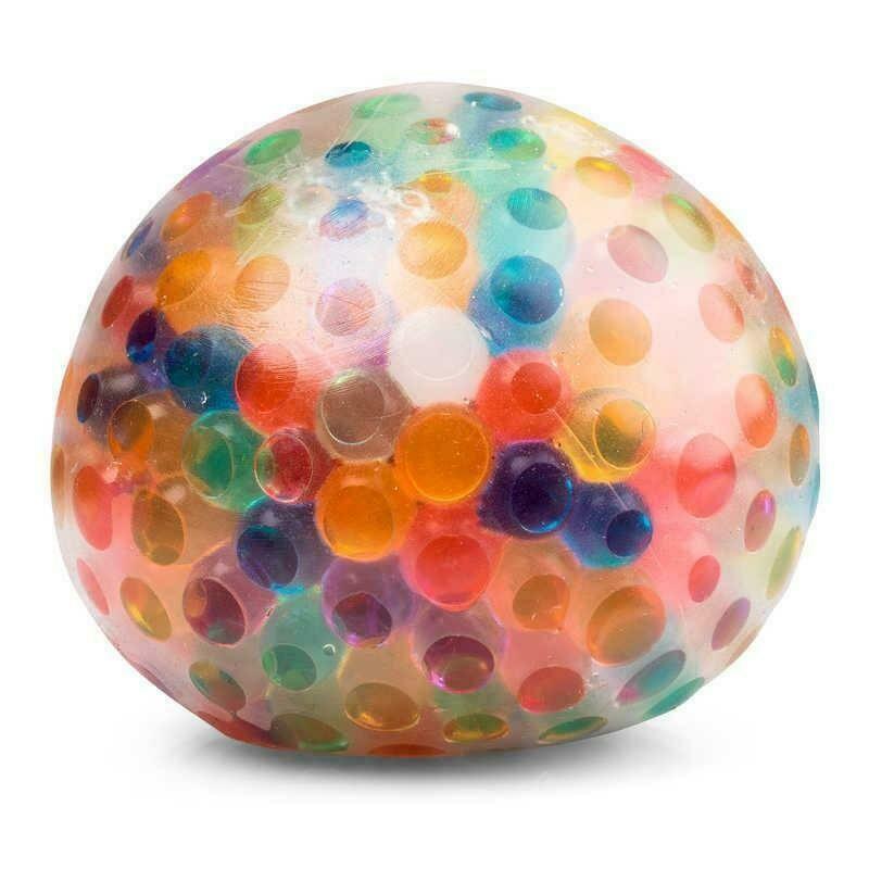Szivárvány zselé labda - Rainbow Jellyball