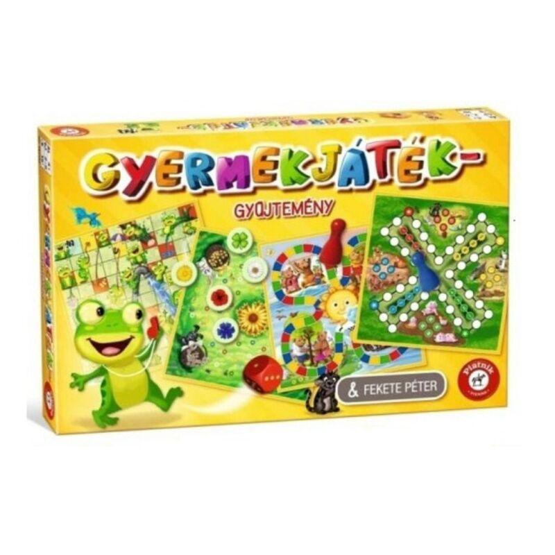 Gyermek játékgyűjtemény