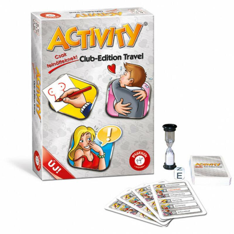 Activity Club Travel kiadás
