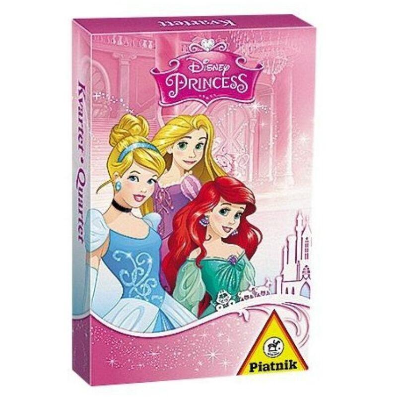 Disney Hercegnők kvartett kártyajáték