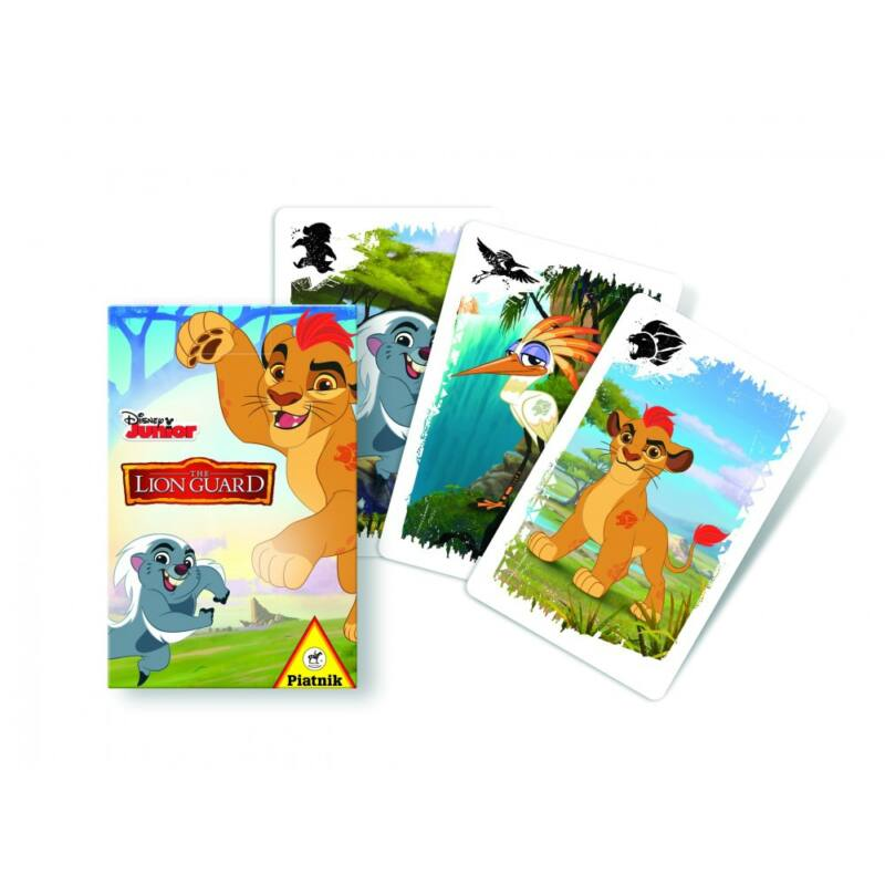 Az oroszlán őrség kártyajáték