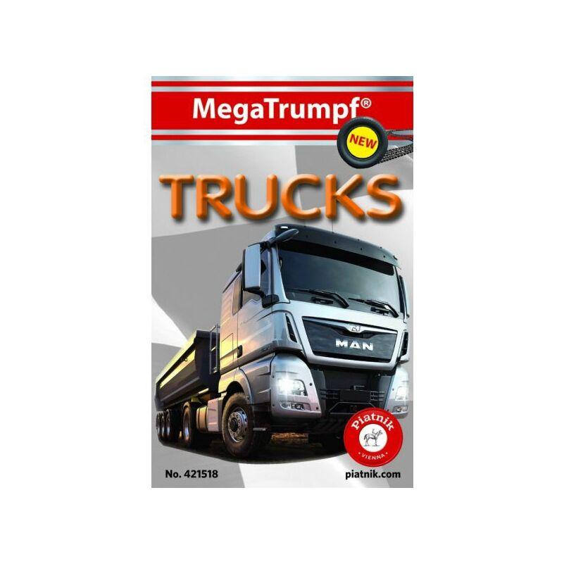 Technikai kártya - kamionok