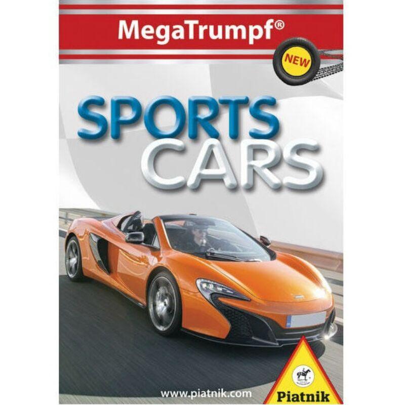 Technikai kártya - sport autók