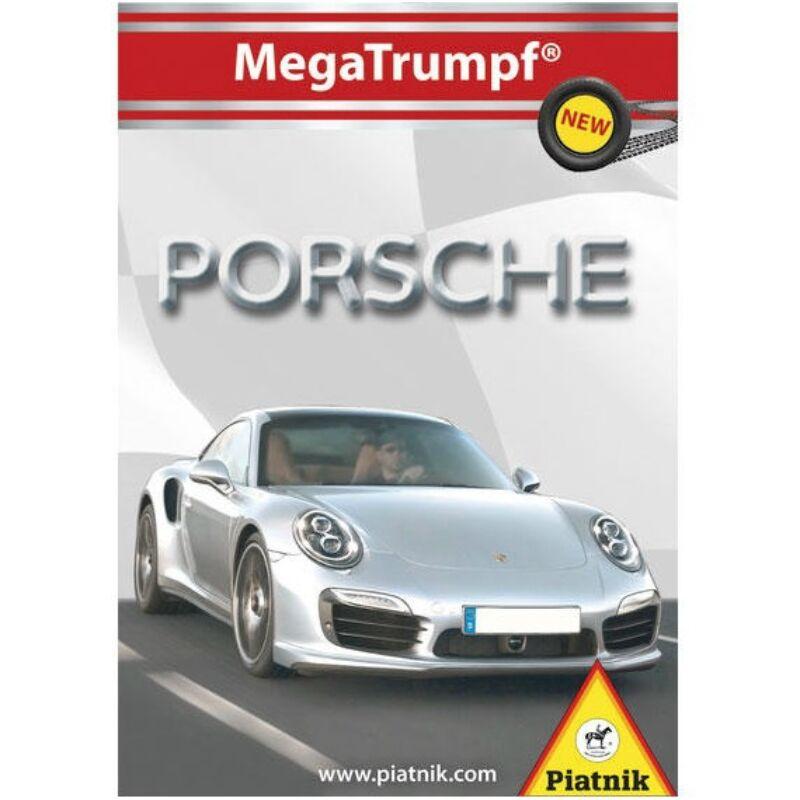 Technikai kártya - Porsche