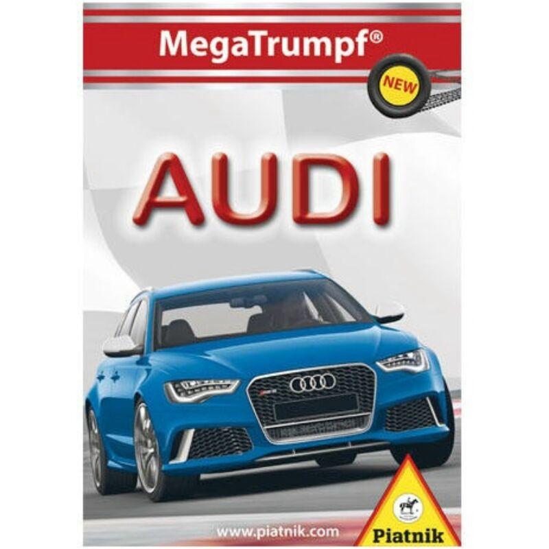Technikai kártya - Audi