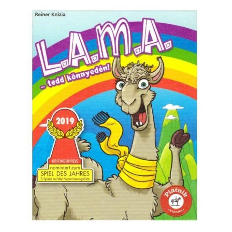 L.A.M.A kártyajáték