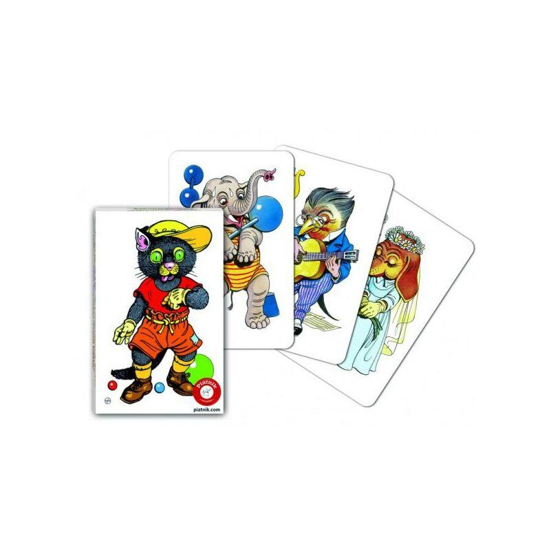 Fekete Péter kártya - állatok
