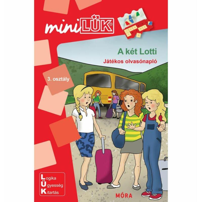 A két Lotti - miniLÜK - Játékos olvasónapló