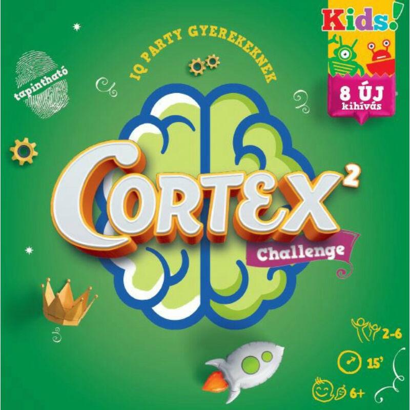 Cortex 2 Kids Challenge társasjáték