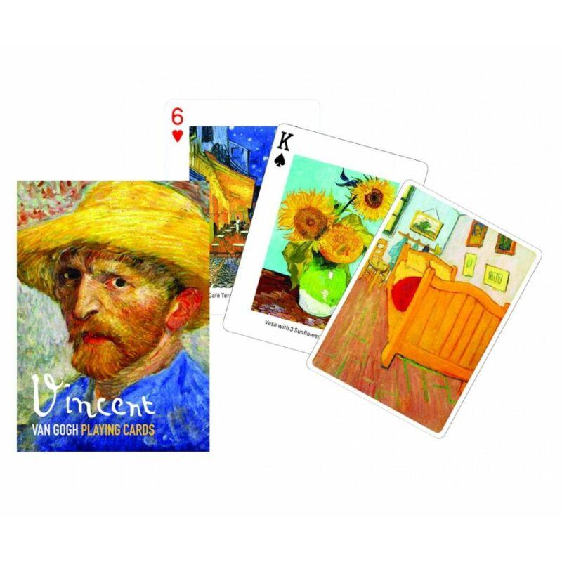 Exkluzív francia kártya - Van Gogh