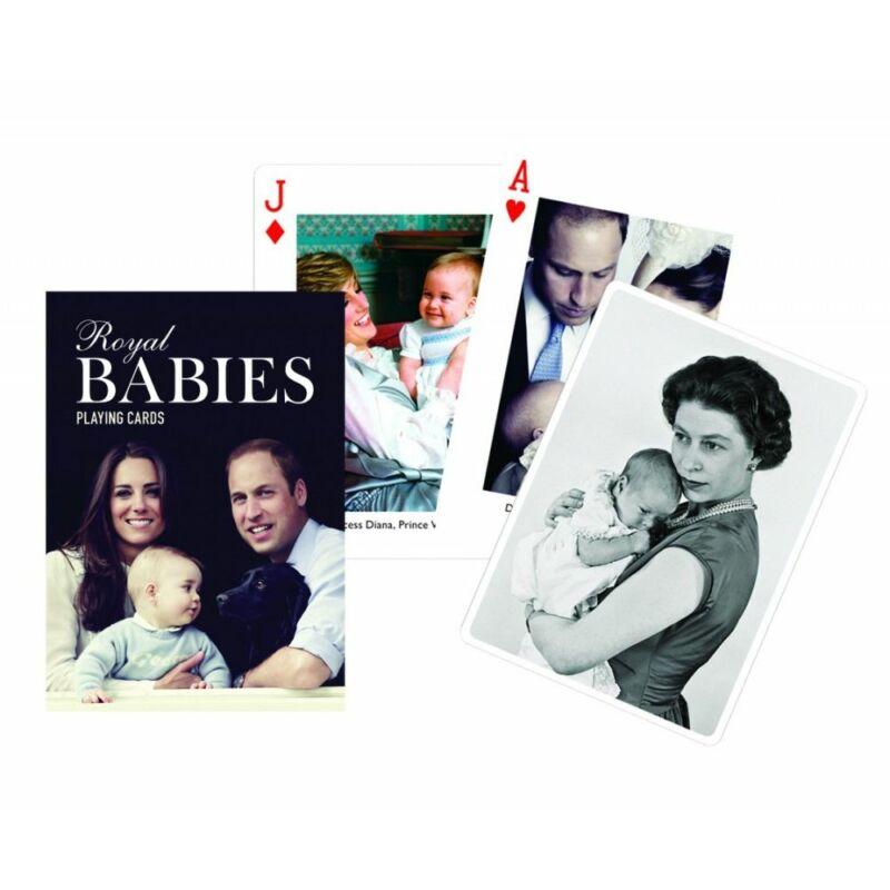 Exkluzív francia kártya - Royal Babies
