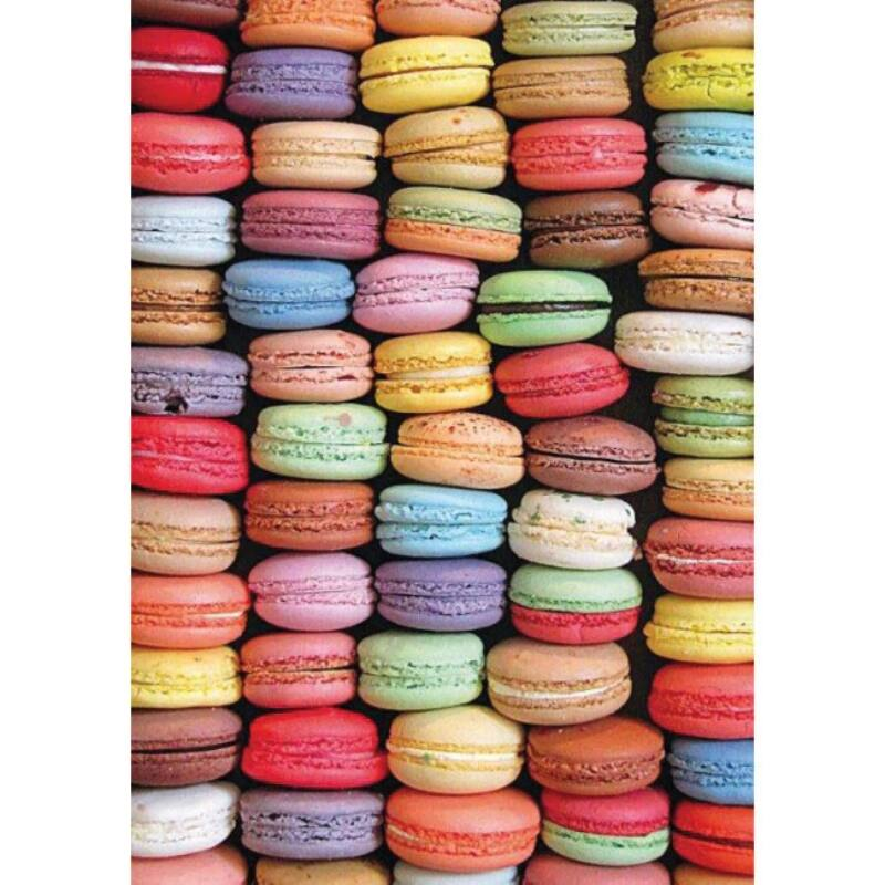 Macaron 1000 db-os puzzle - Piatnik