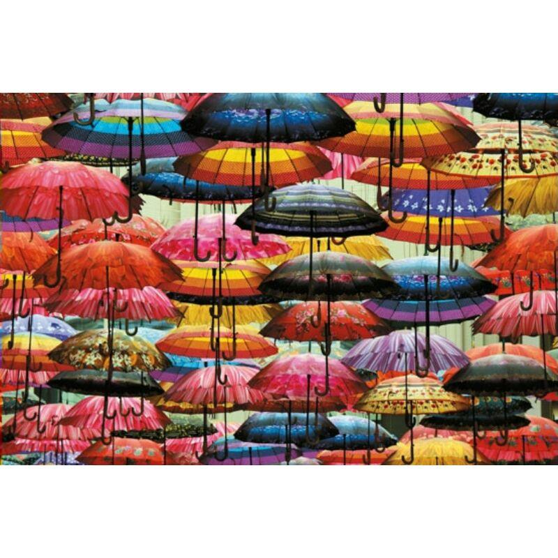 Színes esernyők 1000 db-os puzzle - Piatnik