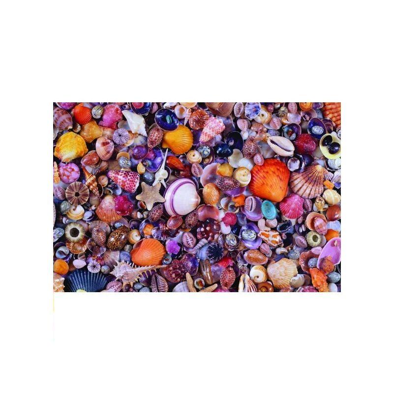 Kagylók 1000 db-os puzzle - Piatnik