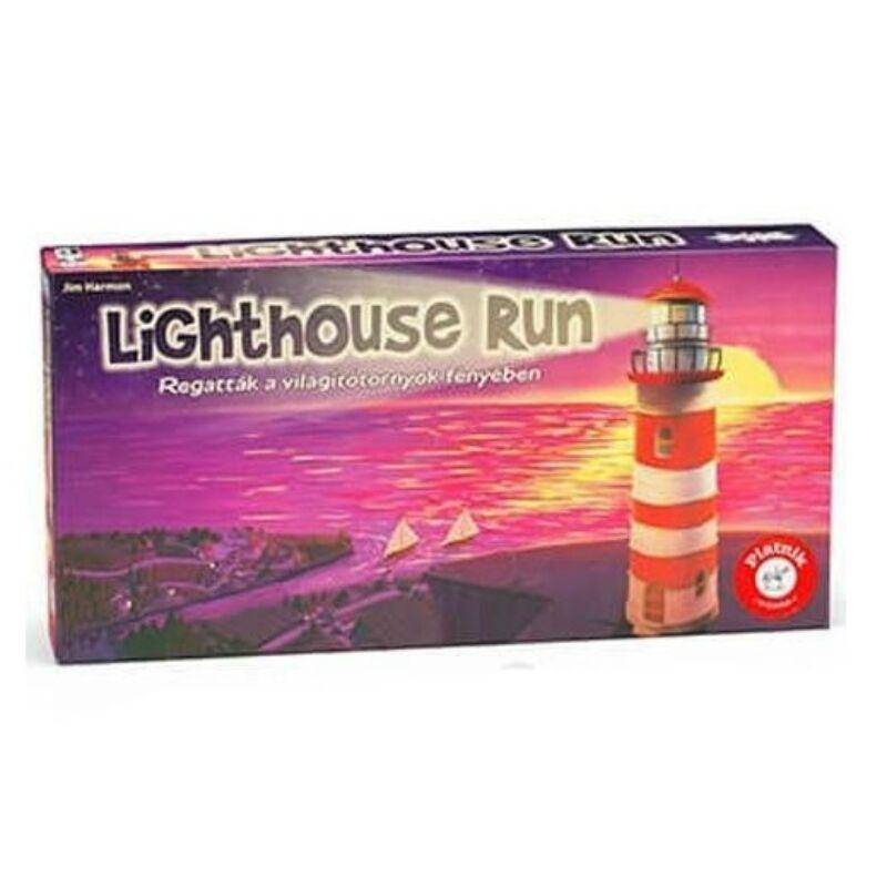 Lighthouse Run társasjáték