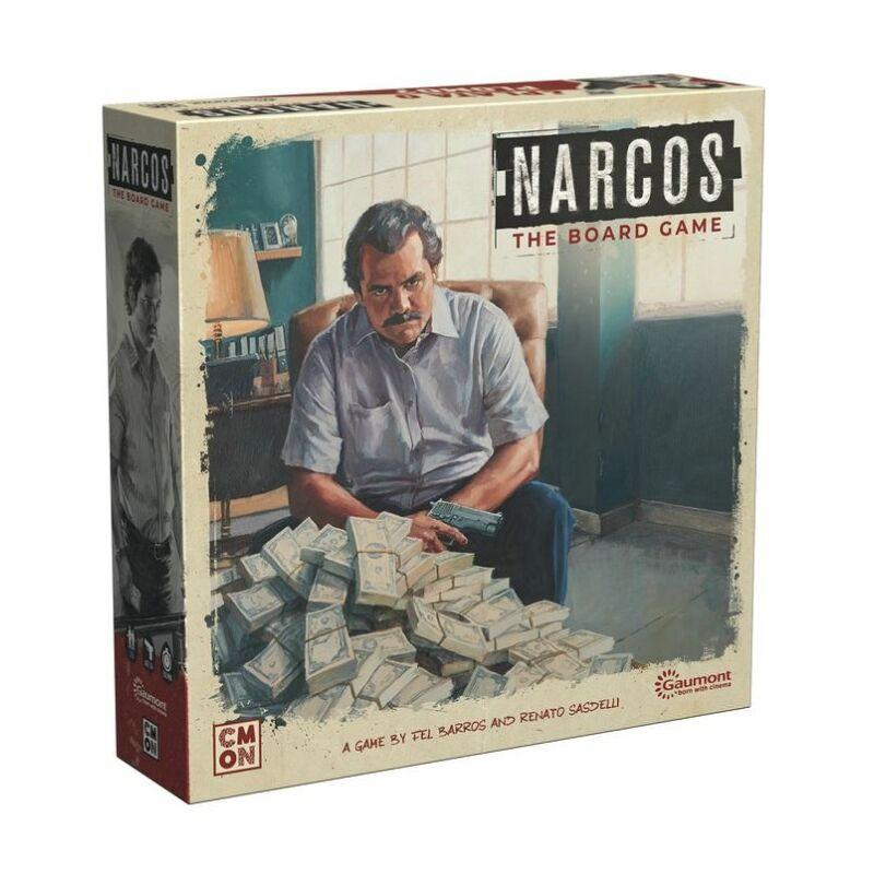 NARCOS társasjáték (magyar kiadás)