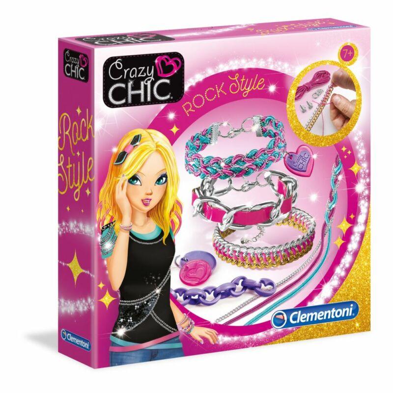 Vadóc karkötő készítő készlet - Crazy Chic - Clementoni