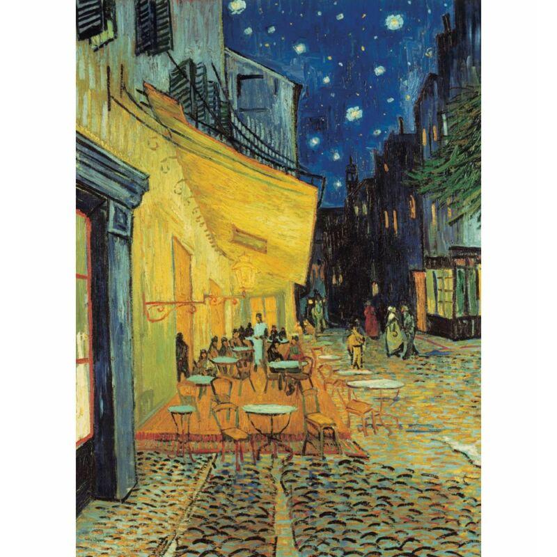 Van Gogh: Éjjeli kávéző 1000 db-os puzzle - Clementoni