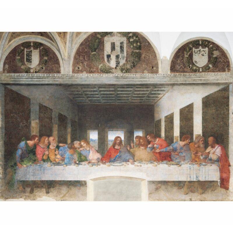 Leonardo Da Vinci: Utolsó vacsora 1000 db-os puzzle - Clementoni