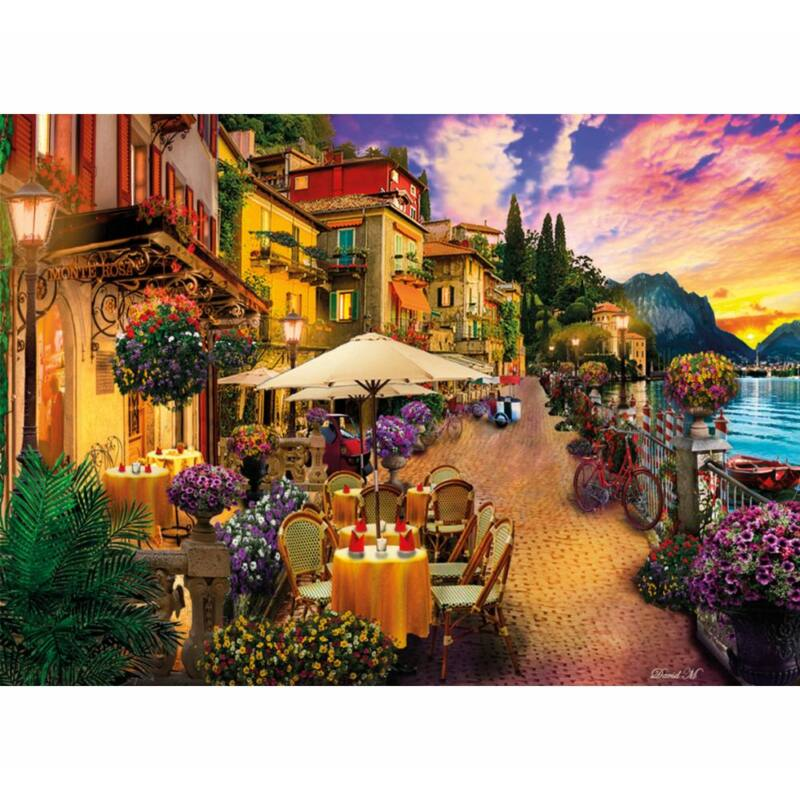 Monte Rosa Dreaming 500 db-os puzzle - Clementoni