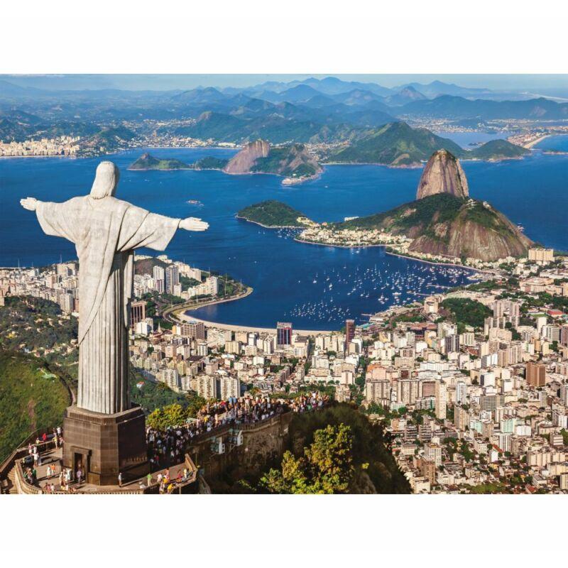 Rio De Janeiro 500 db-os puzzle - Clementoni