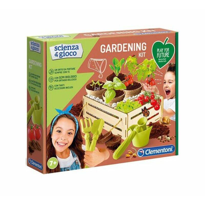 Tudományos kertész készlet - Clementoni Play for future