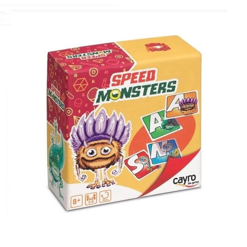 Speed Monster társasjáték