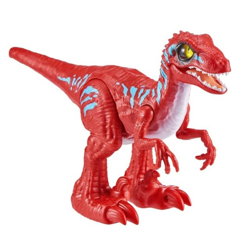 Robo Alive - piros Raptor