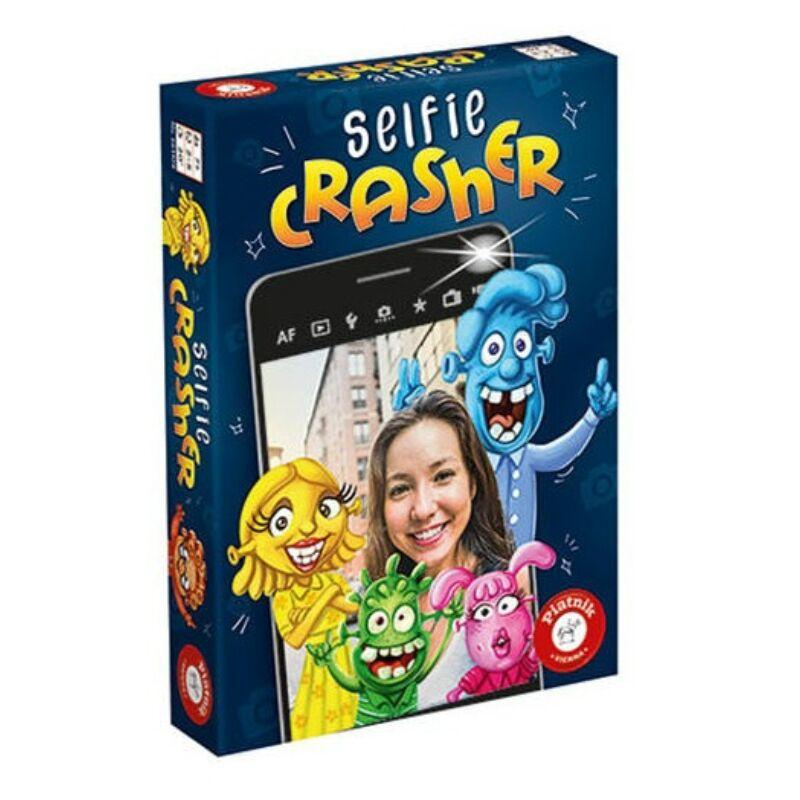 Selfie Crasher kártyajáték