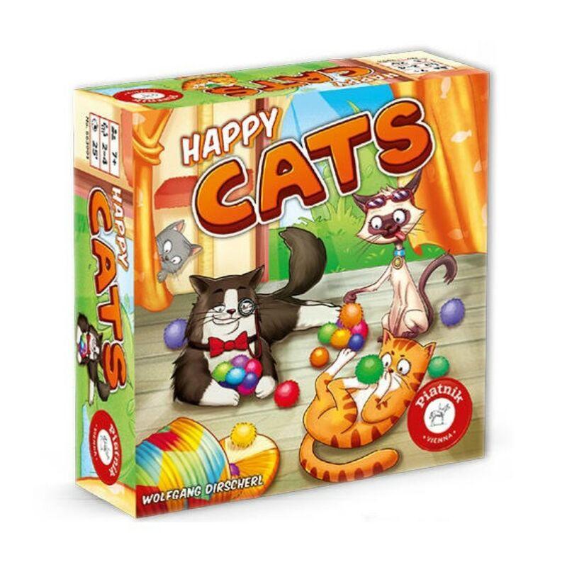 Happy Cats társasjáték