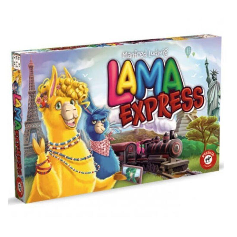 Lama Express társasjáték