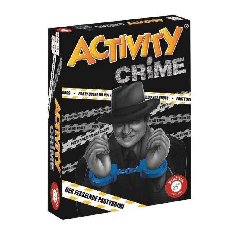 Activity Krimi társasjáték