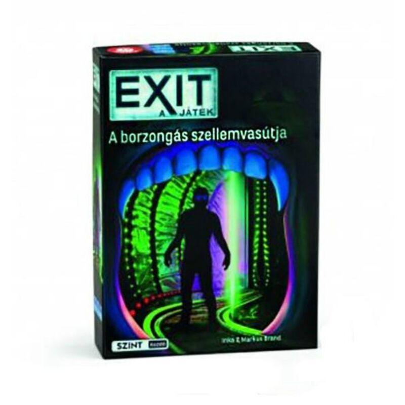 EXIT 12. A borzongás szellemvasútja