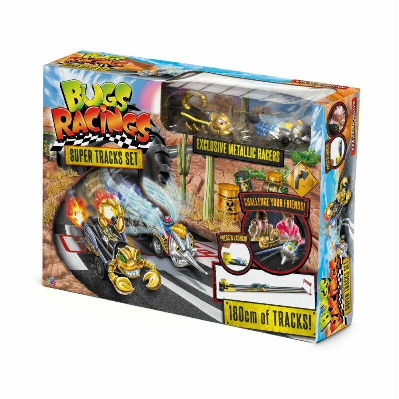 Bugs Racing - Super Track versenyző szett