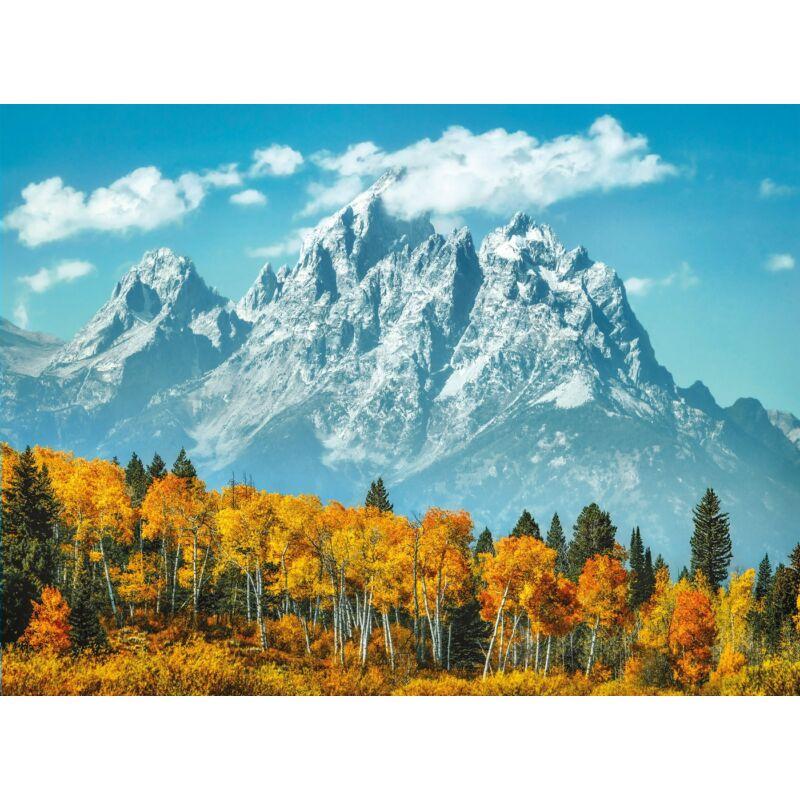 Grand Teton ősszel 500 db-os puzzle - Clementoni