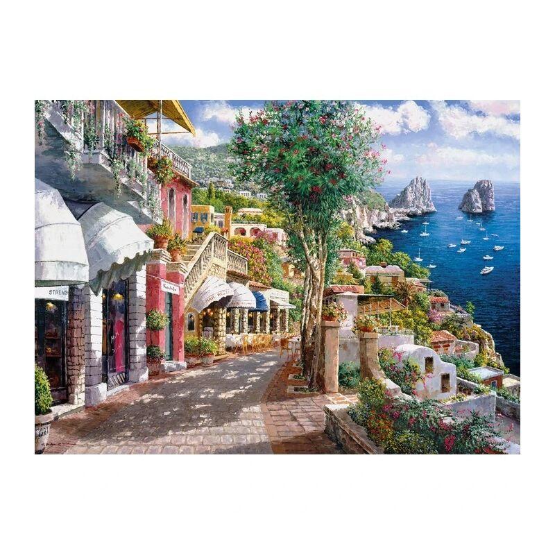 Capri 1000 db-os puzzle - Clementoni
