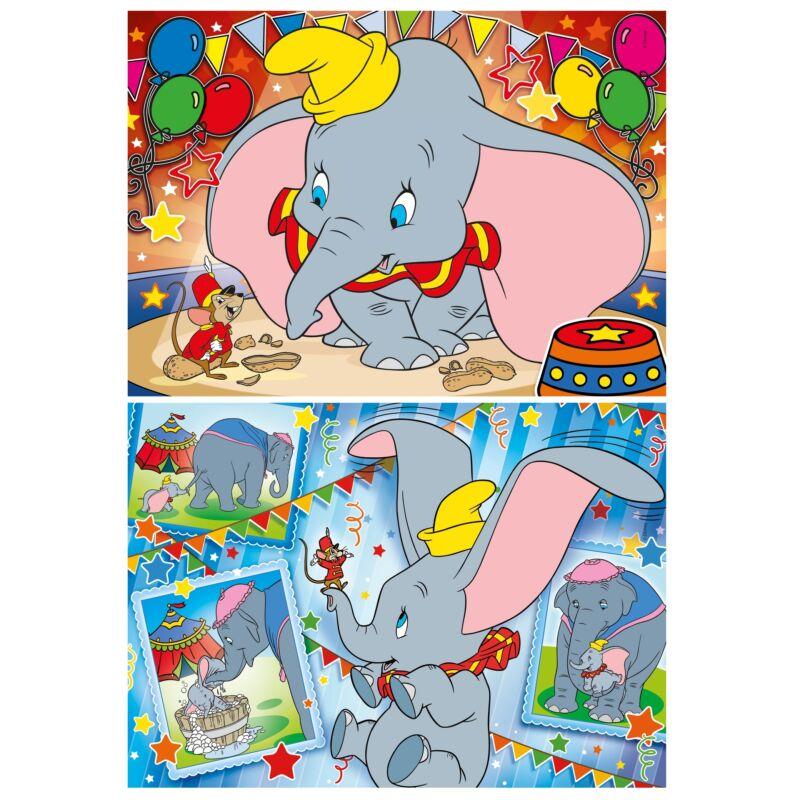 Dumbo 2x20 db-os puzzle - Clementoni