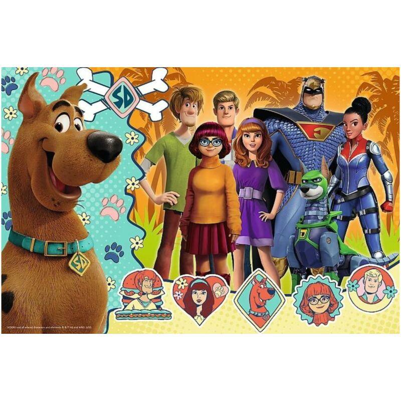 Scooby Doo 160 db-os puzzle - Trefl