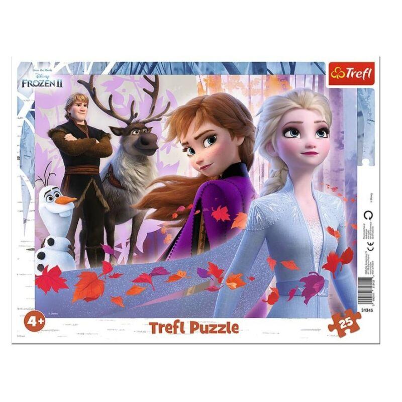 Jégvarázs 2, 25 db-os puzzle - Trefl