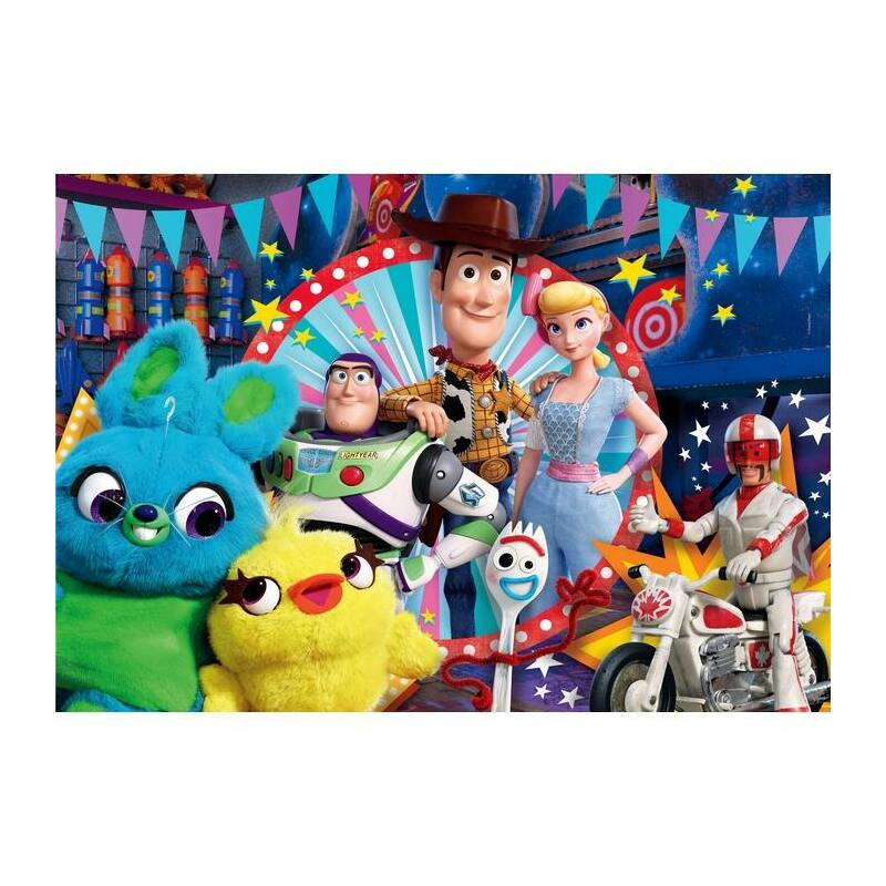 Toy Story 4. 104 db-os puzzle - Clementoni