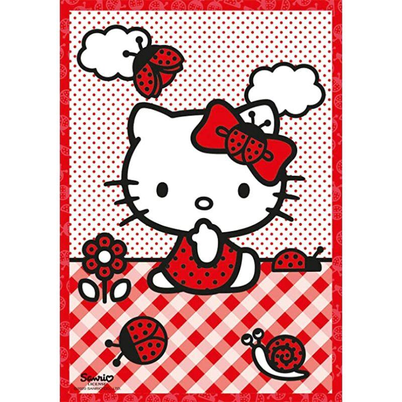 Hello Kitty (3D hatású) 104 db-os puzzle - Clementoni