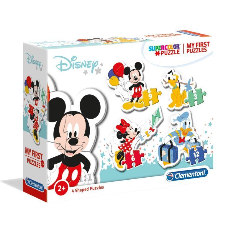 Első kirakóm Mickey egér puzzle - Clementoni