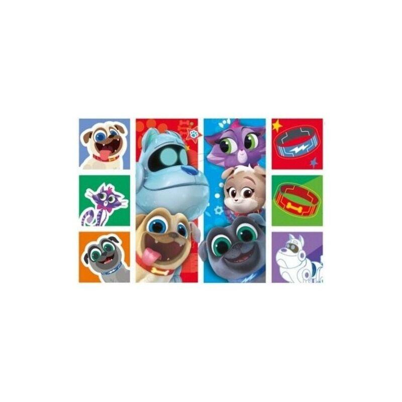 Kutyapajtik 24 db-os Maxi puzzle - Clementoni