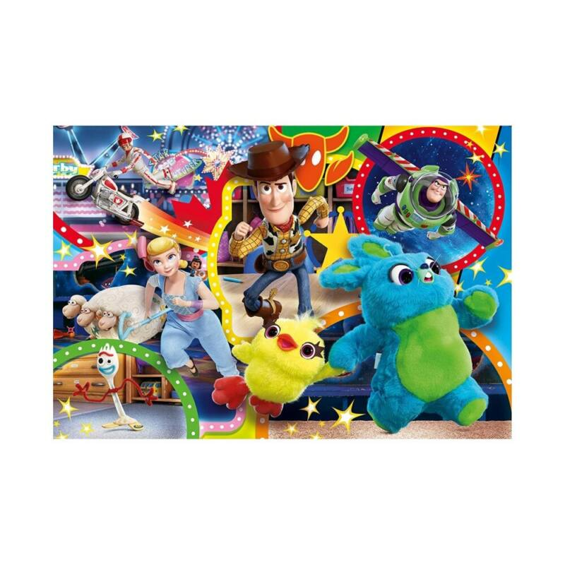 Toy Story 4 104 db-os Maxi puzzle - Clementoni